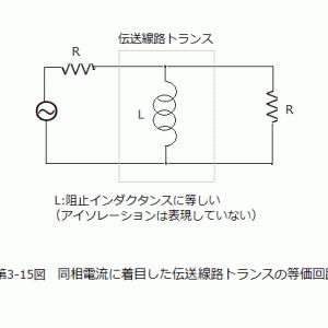 バランの基本と応用(27)伝送線路トランス理論(7)アイソレーション(3)