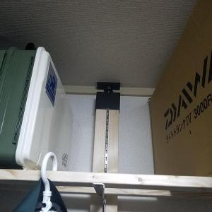 LABRICO DIY収納パーツ 2×4アジャスターでクーラー収納