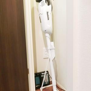 【プチリフォーム】マキタのコードレス掃除機を納戸で充電したかったからコンセント増設
