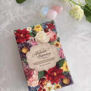 美しい絵画のような♪お花のオラクルカード♪