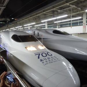 ありがとう@元祖700系新幹線