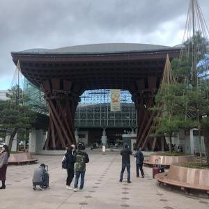 ☆12月6日☆金沢旅行