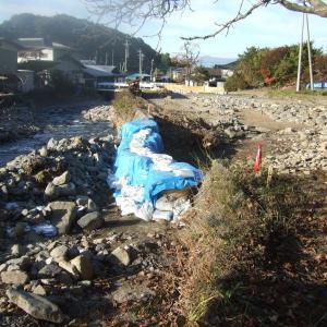 千曲川上流の、台風19号の爪痕を覗いてきました。