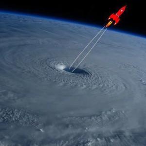 台風10号がカトリーナ級ってどうよ?