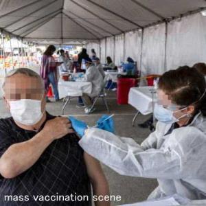確かにワクチンは効果があるように見えるけど・・・