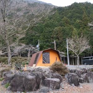 梅ヶ島キャンプ場・・・2017-3