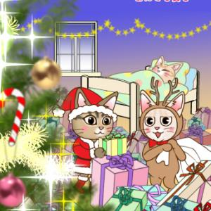 12月の待ち受けはクリスマス!