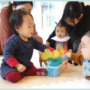 ☆ベビーサインは視覚言語!赤ちゃんはママを見ているかな?☆
