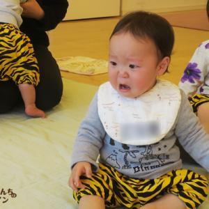 泣く子、笑う子、赤ちゃんの反応だって、ひとそれぞれ《本講座レッスン報告》
