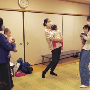 『同じくらいの月齢の赤ちゃんとの接点を』新規クラススタート!《本講座レッスン報告》