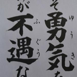10月の金言【2019】&【モグきよ観察】サナギに苦難を!?