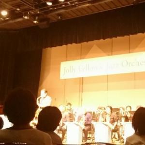 【ジャズコンサートに学ぶ】継続は力なり  &【モグきよ観察】モグモグくんの天敵にとっても食欲の秋