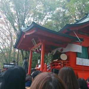 【心願成就】良縁を結ぶために、箱根の九頭龍神社で参拝してきました