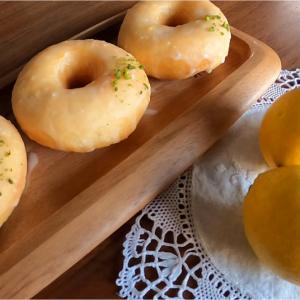 YouTube♡基本のドーナツと生レモンドーナツの作り方
