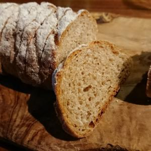 週末ご飯とドイツパン