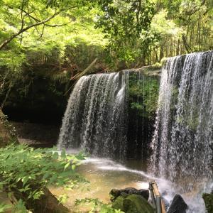おーい鍋ヶ滝!CMで有名なスポットと青空のような絶景温泉がすんごい!