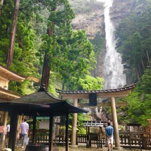 熊野三山の神社に行ってきた!三大名瀑な那智の滝にもアリガタヤー!!