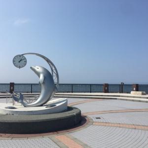 稚内駅とノシャップ岬に今年も参上!祭りだキャンプだ間宮林蔵だファイヤー!!