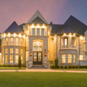 【画像】これが今時の「豪邸」のデザインwwwww