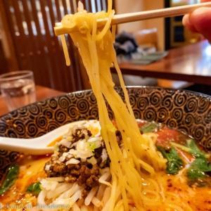 四川料理ならまずは担々麺でしょう_悠香園(西宮北口)_ランチさ迷い人(114)