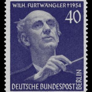 今日は政治に翻弄された指揮者、フルトヴェングラーの誕生日