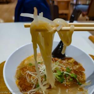 久しぶりのガーデンズキッチン_春水堂で排骨麺を(西宮ガーデンズ)