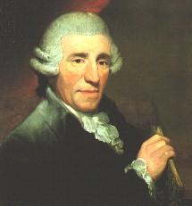 パパハイドン、今日5月31日は、愛すべき偉大な作曲家ハイドンの命日でした。