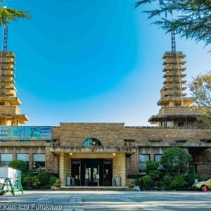今日は建築界の巨人、辰野金吾に喧嘩を売った、大学出たての若き建築家、遠藤新の誕生日