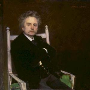 今日6月15日は、北欧のショパンと呼ばれた作曲家エドワード・グリーグの誕生日