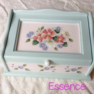 お花のボックス#オリジナルデザイン