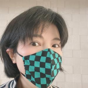 おしゃれマスクの新商品♪