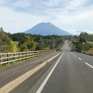 ☆2020年10月のニセコと積丹の旅1日目〜アンヌプリ登山と神仙沼と
