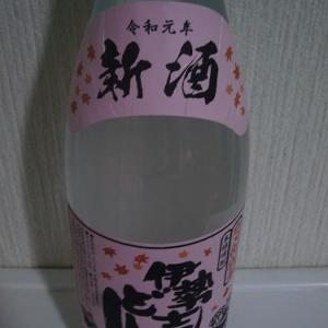 伊勢吉どん 新焼酎 令和元年 小牧醸造