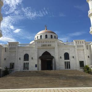 イスラム教のモスクへ