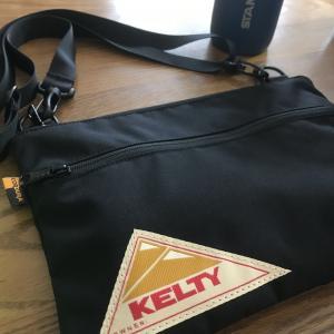 KELTY ヴィンテージフラットポーチ