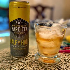 フロリダ南端、ケンタッキーの紅茶のお酒にほろん