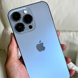 iPhone 13 Pro、まさかの発売日到着❣️