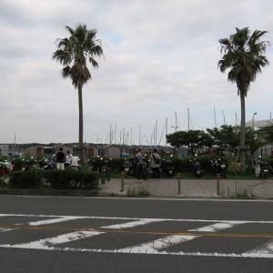 江ノ島のバイクの駐車場を紹介しますね:無料の!