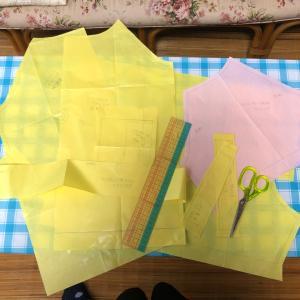 子ども服作りに挑戦2