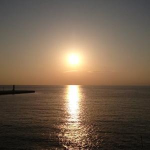 たそがれは、陰と陽が入れ替わる神秘の瞬間