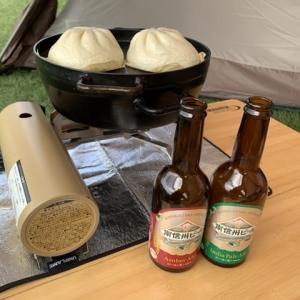 超手抜きのキャンプ昼飯