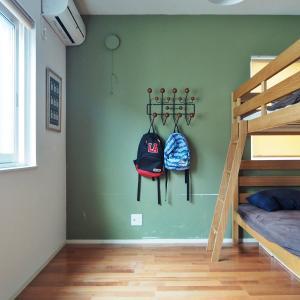 子育て初期から子育て中期へ、わが家の子供部屋の変化は