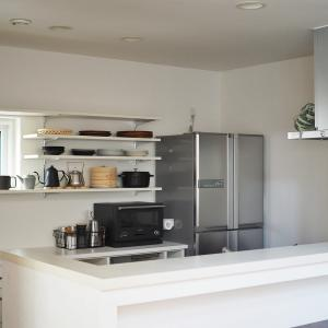 """《収納動画》料理嫌いの""""流れをとめないキッチン""""の収納全貌を紹介します"""