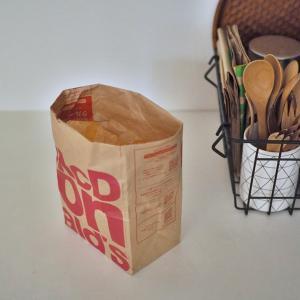 茶色紙袋は〇〇〇として使う作戦