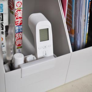 《リビング収納》リビングで毎日使うものを冷蔵庫収納アイテムで?!