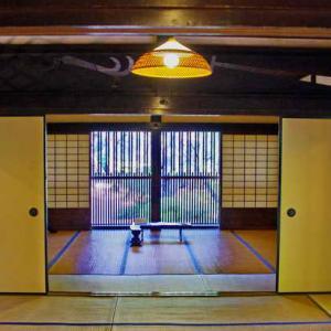 旧矢箆原家住宅(やのはらけじゅうたく)屋内