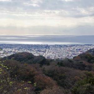 大平山・十王岩の展望