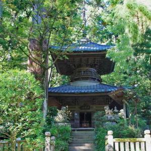 最乗寺(多宝塔)