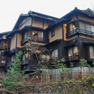 黒川温泉(ふじ屋)熊本