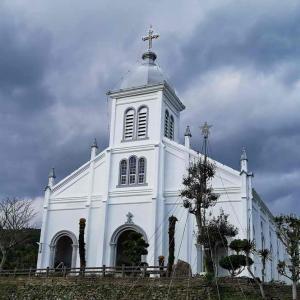 大江教会(おおえきょうかい)天草